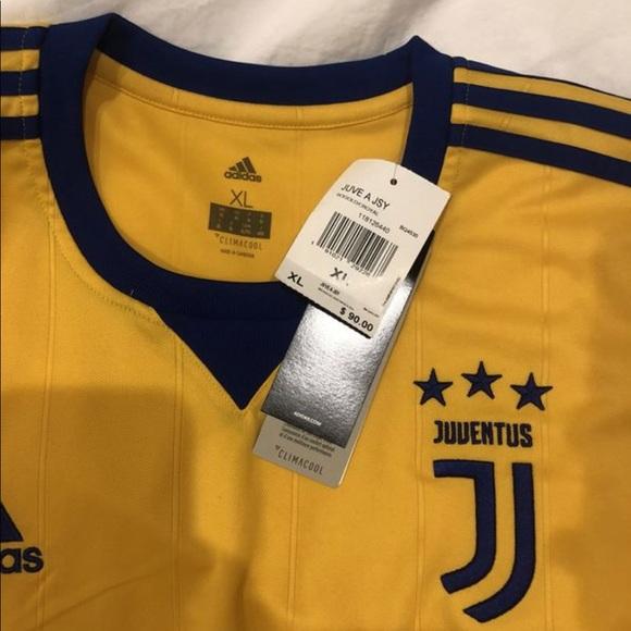 a2074a1d732 Juventus Away Men s Soccer Jersey
